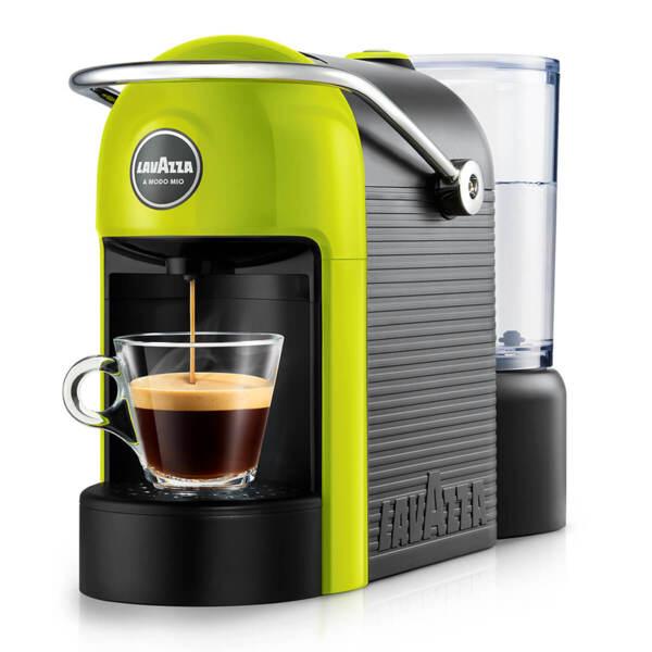Кафемашина Lavazza A Modo Mio Jolie цвят зелен