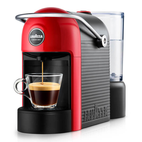 Кафемашина Lavazza A Modo Mio Jolie цвят червен