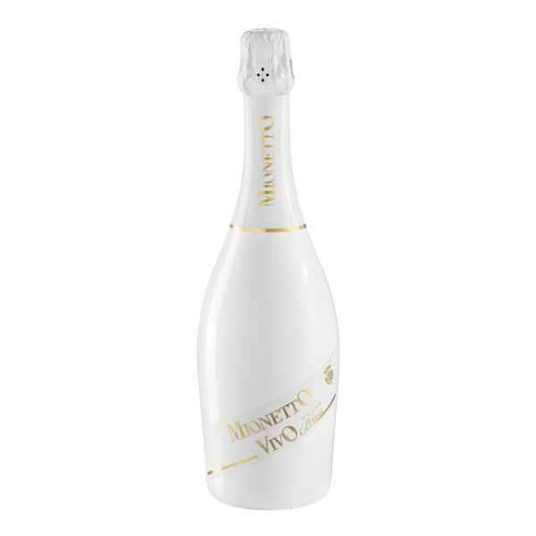 Пенливо вино Мионето Виво Кюве Блан Екстра Драй NV, 0.75л.