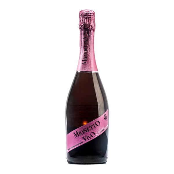 Пенливо вино Мионето Виво Розе NV, 0.75л.