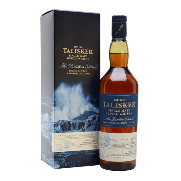 Talisker Distillers Edition 700ml.
