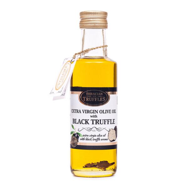 Маслиново масло с черен трюфел (100 мл.)