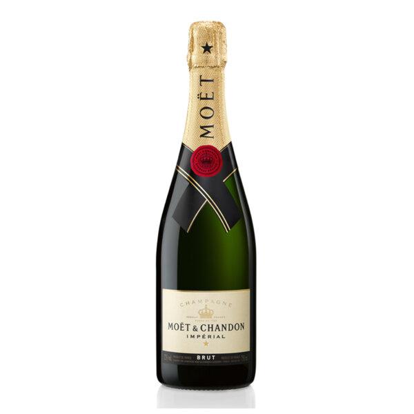 Шампанско Моет и Шандон Империал Брут, 0.75л.