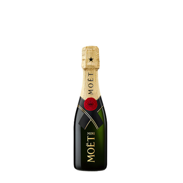 Шампанско Моет и Шандон Империал Брут, 0.20л.
