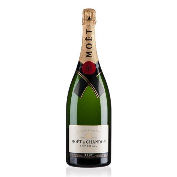 Шампанско Моет и Шандон Империал Брут, 1.5л. Магнум