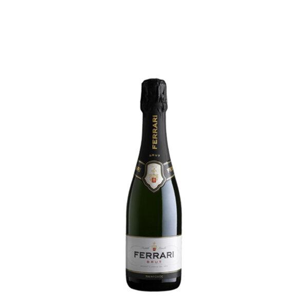 Пенливо вино Ферари Лунели Брут Тренто DOC, 0.375л.