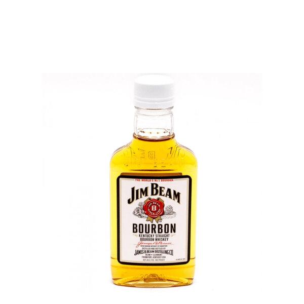 Бърбън Jim Beam 200ml.