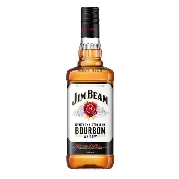 Бърбън Jim Beam 1.0l.