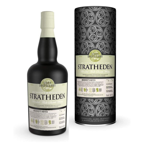 The Lost Distillery Company - Stratheden Archivist 700ml.