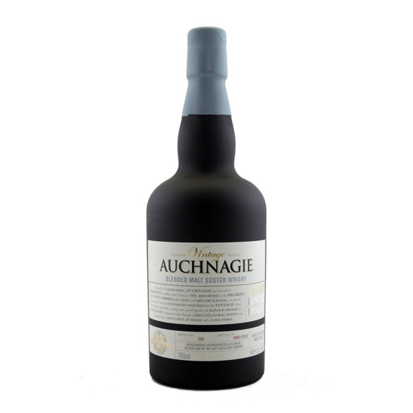 The Lost Distillery Company - Auchnagie Vintage Selection 700ml.