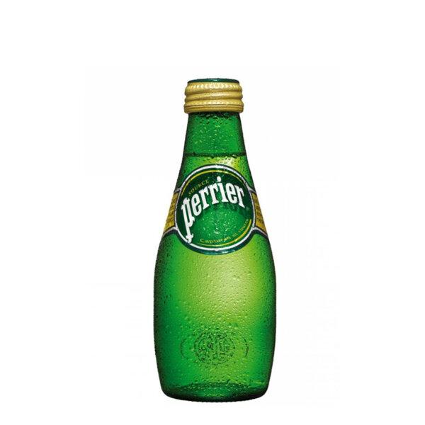 Газирана минерална вода Перие стъклена бутилка 200мл.
