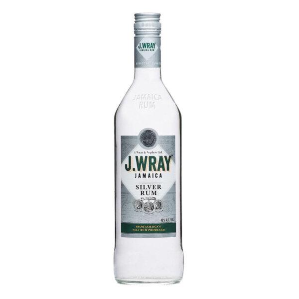 Ром J.Wray Silver 1.0l.