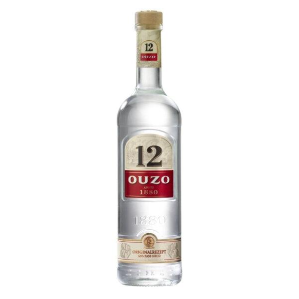 Узо Ouzo 12 1.0l.