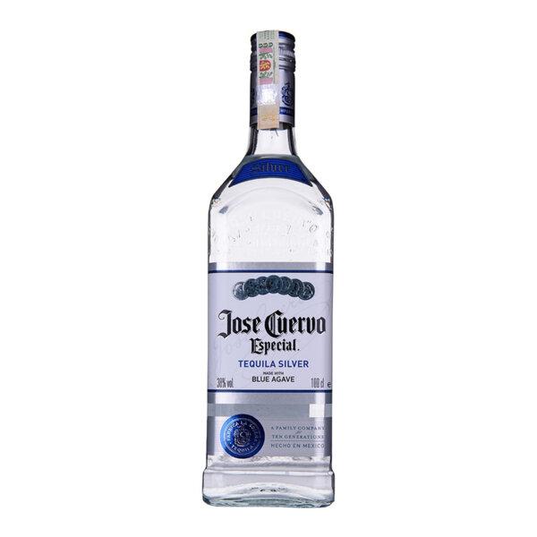 Текила Jose Cuervo Especial Silver 1.0l.