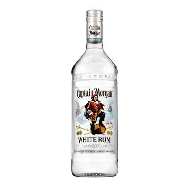Бял Ром Captain Morgan 1.0l.