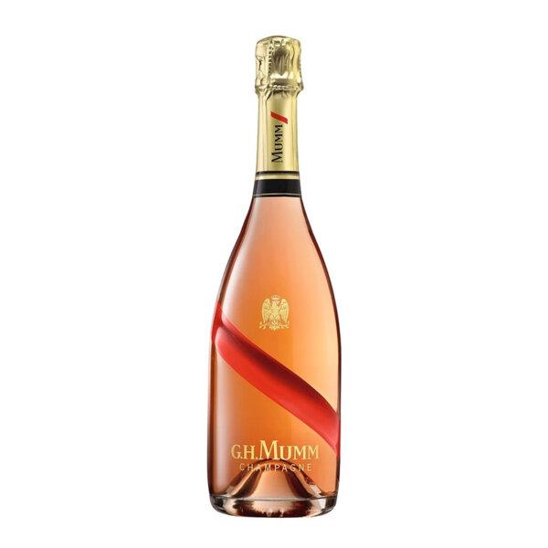 Шампанско Мъм Кордон Розе, 0.75л.
