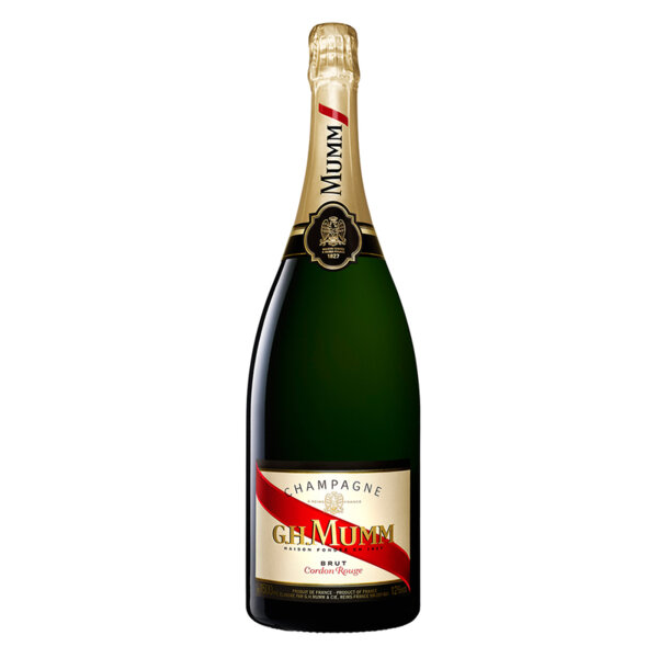 Шампанско Мъм Кордон Руж, 1.5л.