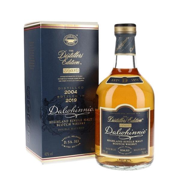 Dalwhinnie Distillers Edition 700ml.