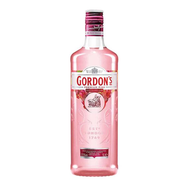 Джин Gordon's Premium Pink 1.0l.