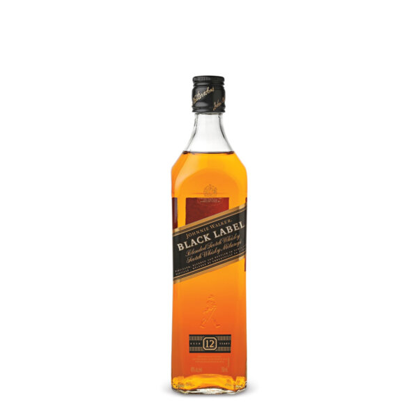 Johnnie Walker Black Label 12 Y.O. 500ml.