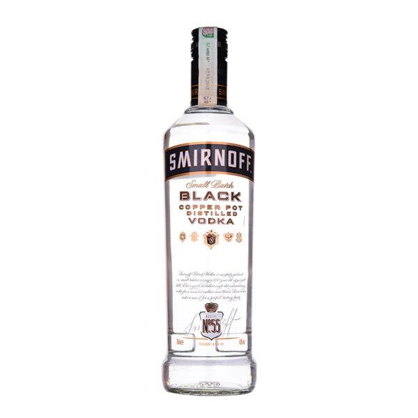 Водка Smirnoff Black 700ml.