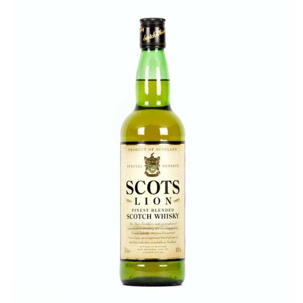 Scots Lion 700ml.