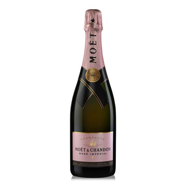 Шампанско Моет и Шандон Розе Империал, 0.75л.