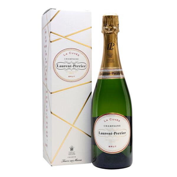 Шампанско Laurent Perrier Brut 0.75л.