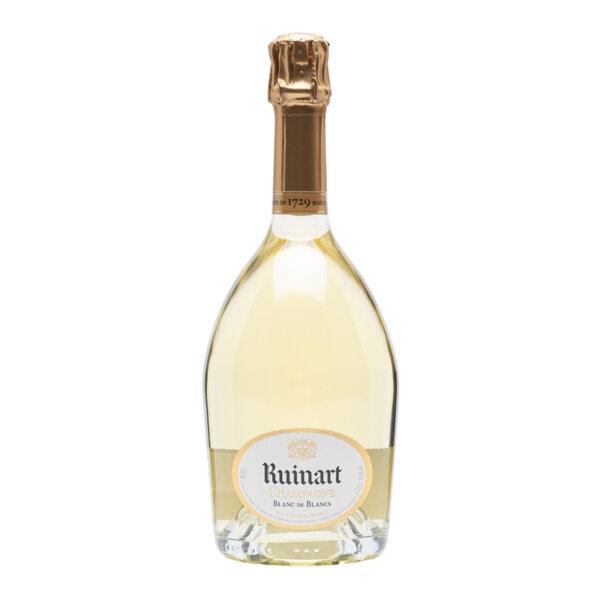 Шампанско Руинар Блан де Блан, 0.75л.