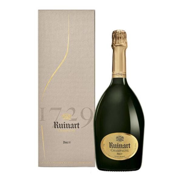 Шампанско Руинар Брут в кутия, 0.75л.