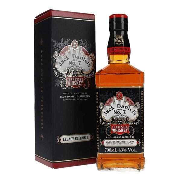 Jack Daniel's Legacy Edition 2 700ml.