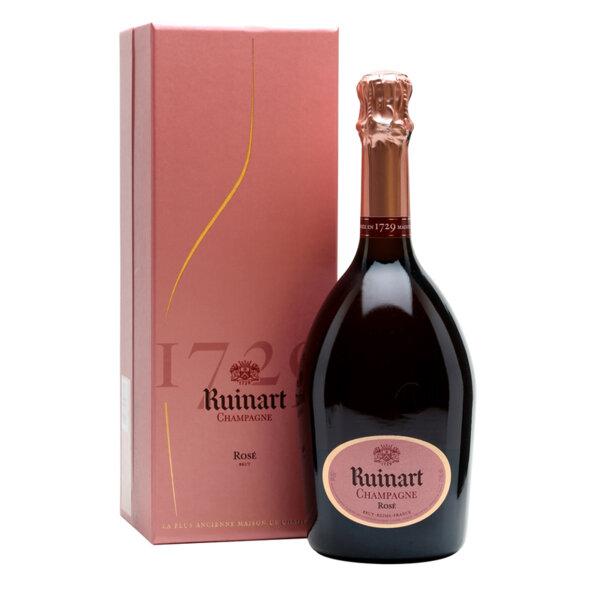 Шампанско Руинар Розе в кутия, 0.75л.