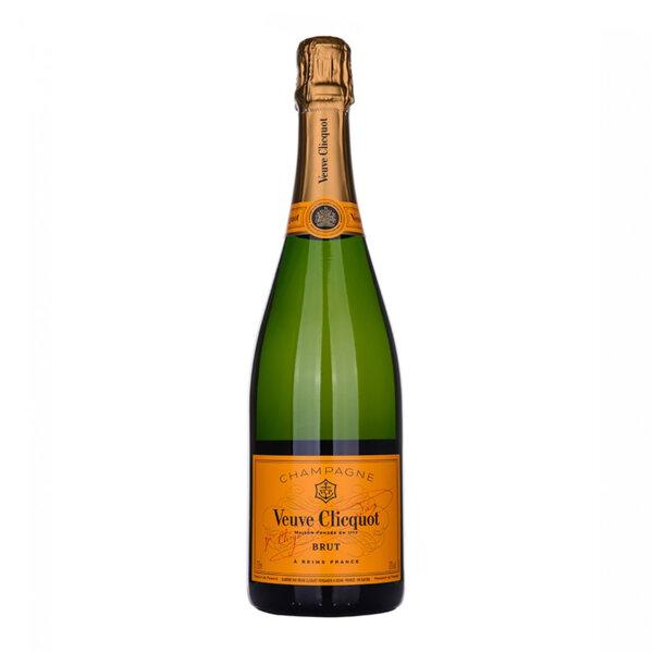 Шампанско Вьов Клико Брут Жълт етикет, 0.75л.