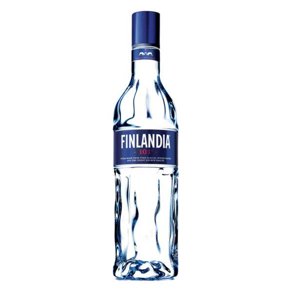Водка Finlandia 101 1.0l.