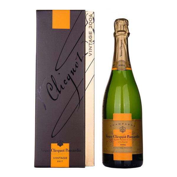 Шампанско Вьов Клико Винтидж в кутия, 0.75л.