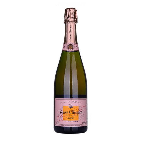 Шампанско Вьов Клико Розе, 0.75л.