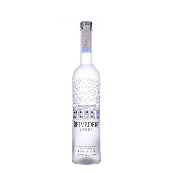 Водка Belvedere светеща бутилка 700ml.