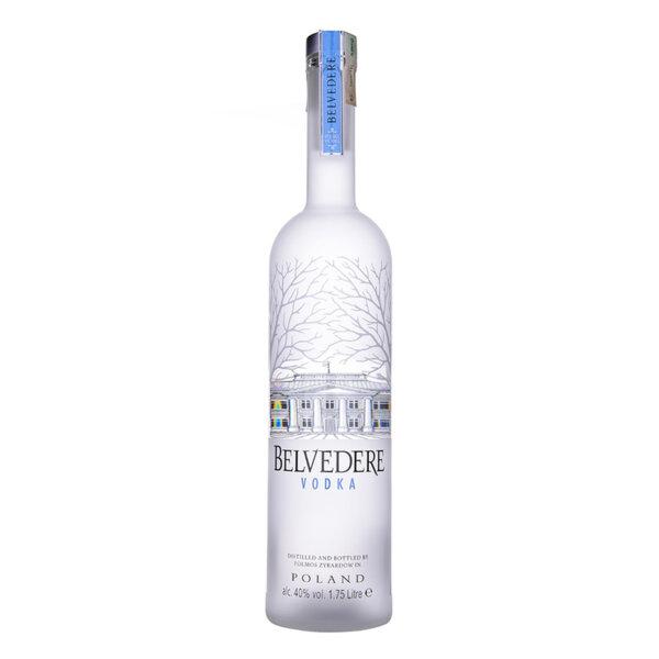 Водка Belvedere светеща бутилка 1.75l.
