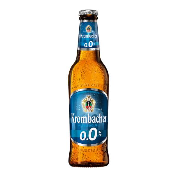 Безалкохолна бира Кромбахер Пилс 330мл.