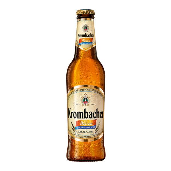 Безалкохолна бира Кромбахер Вайцн 330мл.