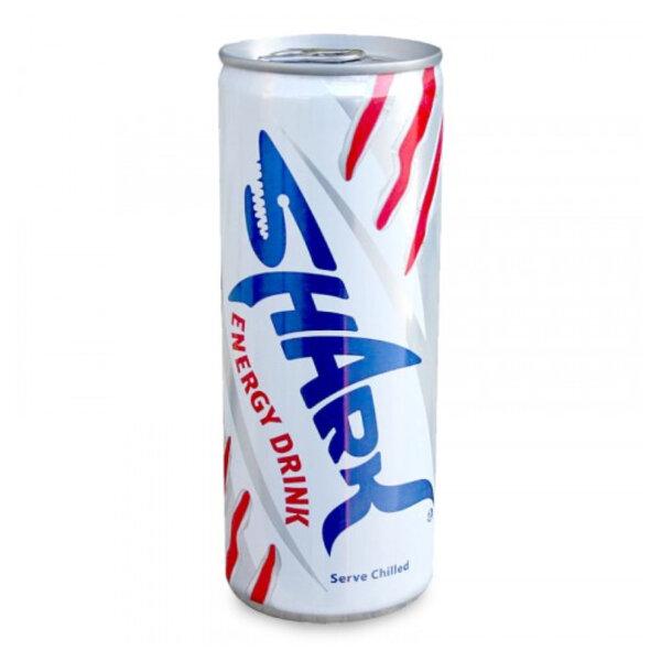 Енергийна напитка Shark 250мл.