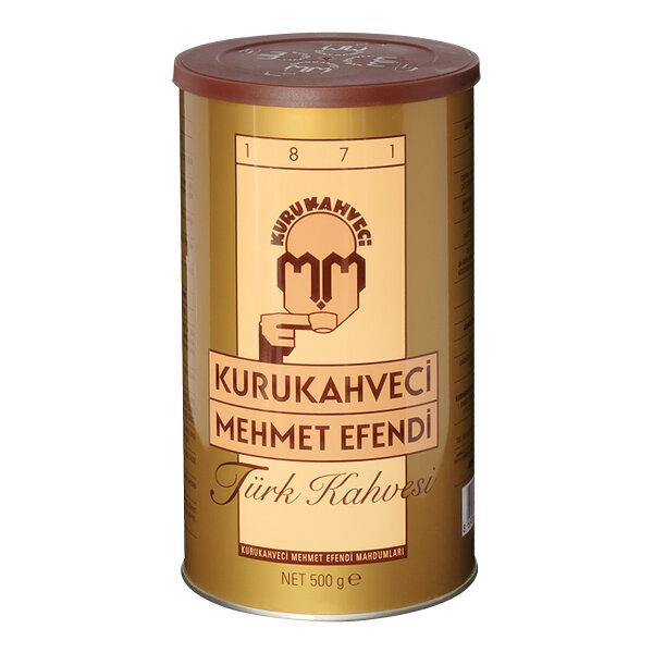 Турско кафе Мехмет Ефенди, мляно, кутия 500гр.