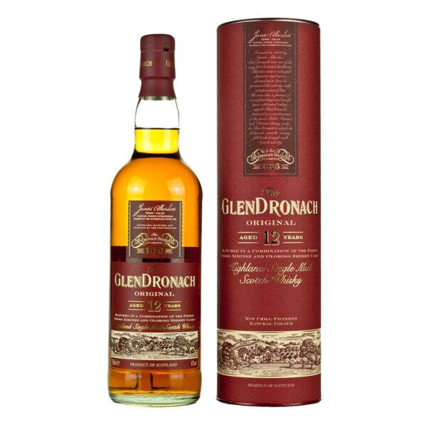 GlenDronach 12 YO Original 700ml.