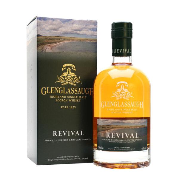 Glenglassaugh Revival 700ml.
