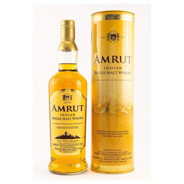 Amrut Single Malt 700ml.