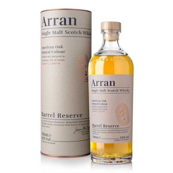 Arran Barrel Reserve 700ml.