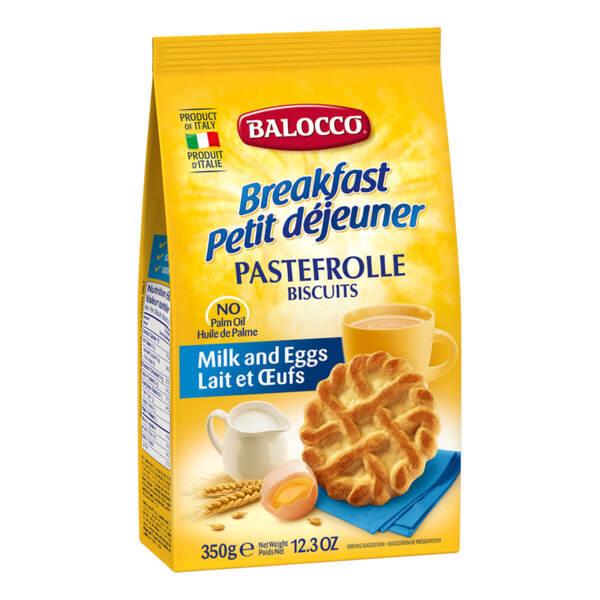 Бисквити Balocco Pastefrolle (350гр.)