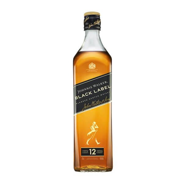 Johnnie Walker Black Label 12 Y.O. 700ml.