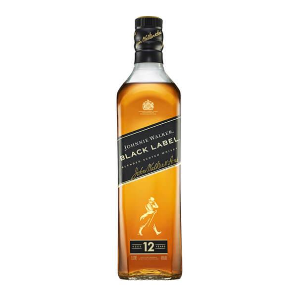 Johnnie Walker Black Label 12 Y.O. 1.0l.