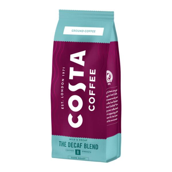 Безкофеиново мляно кафе COSTA 200гр.